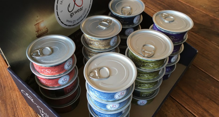 KEYCHAIN CANS